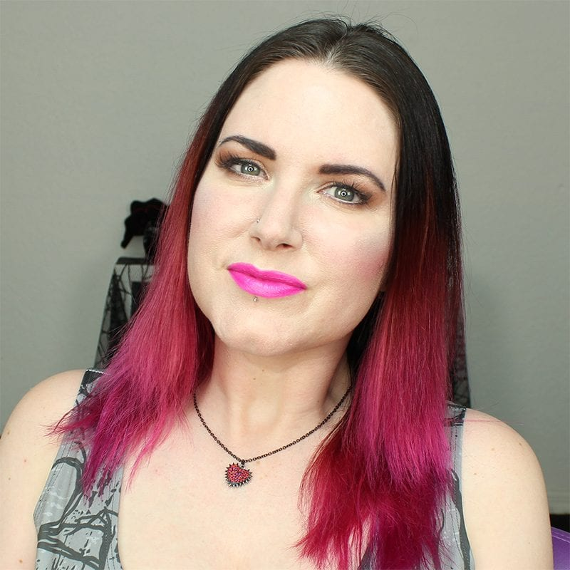 Loving UD Frenemy Lipstick