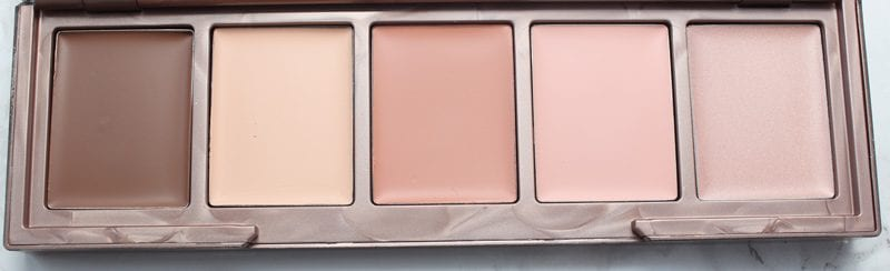 Urban Decay Naked Skin Shapeshifter Light Medium Shift Palette