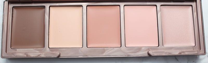 Urban Decay Naked Skin Shapeshifter Light Medium Shift Palette