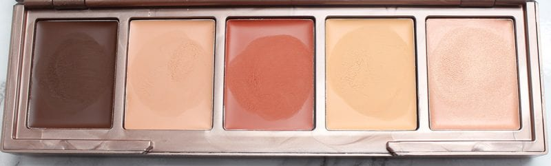 Urban Decay Naked Skin Shapeshifter Medium Dark Shift Palette