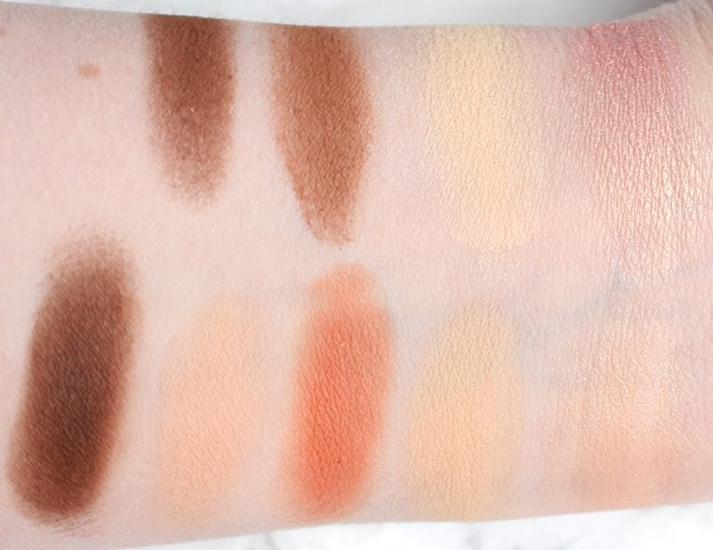 Urban Decay Naked Skin Shapeshifter Medium Dark Swatches