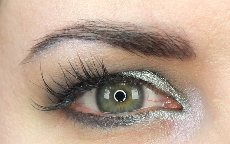 Wearing Aromaleigh Plateumaris and Urban Decay Gold Griot Palette