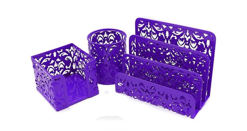 Purple Letter Sorter