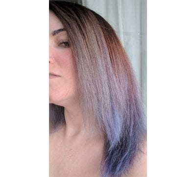 After Round 1 of One n Only Color Fix