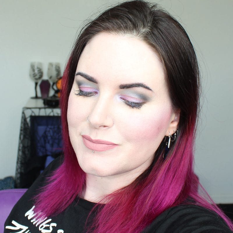 Wearing Buxom Show Some Skin Foundation in Tickle the Ivory