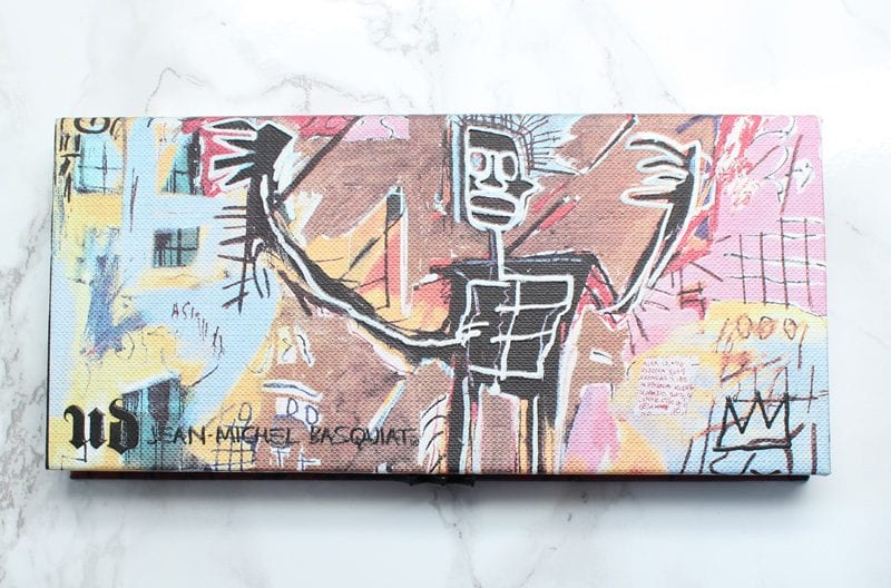 Urban Decay Basquiat Tenant Palette Review