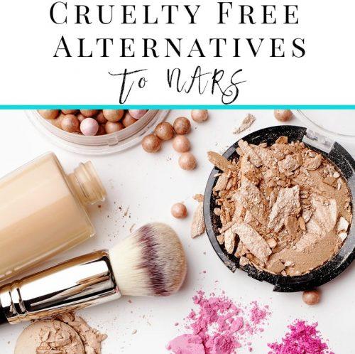 Cruelty Free Alternatives to NARS