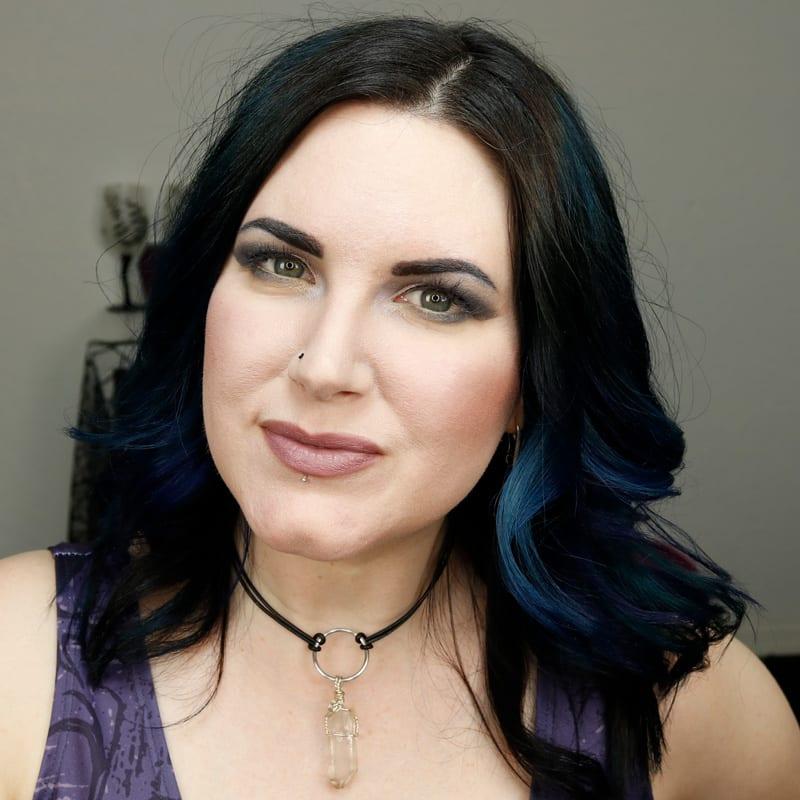 Living Dead Girl Lipsticks - Lunatick Cosmetic Labs Bruja lipstick