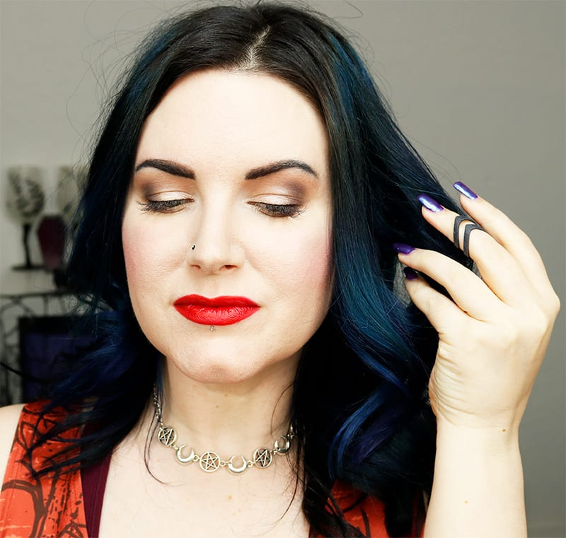 Flower Beauty Cool Natural Palette Cruelty-Free Tutorial