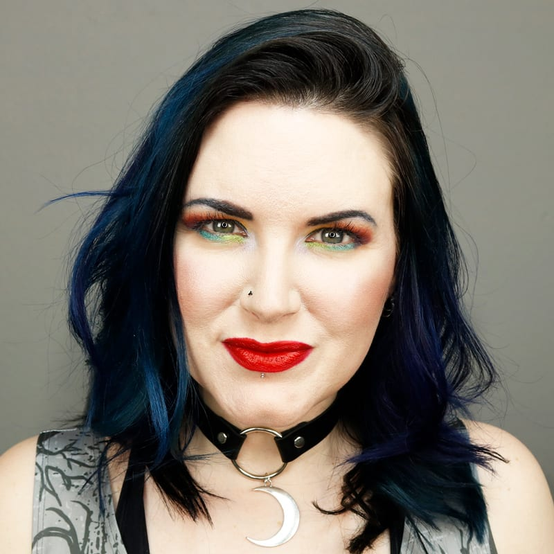 Chatty GRWM Rainbow Pride Makeup Tutorial