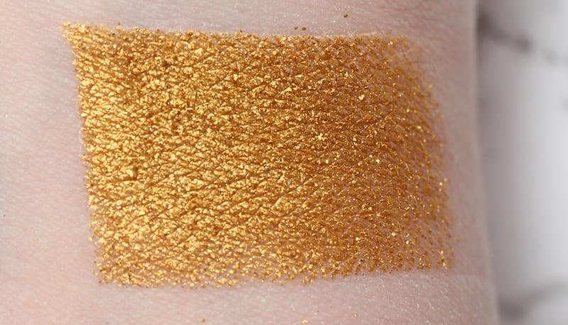 Saucebox Pirate's Gold Swatch