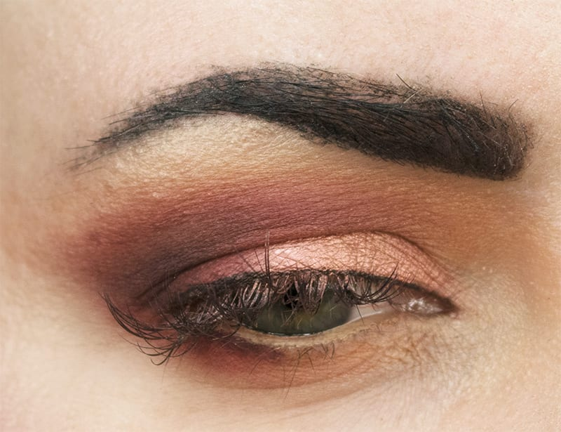Urban Decay Naked Heat Scorched Tutorial