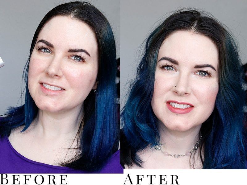 Before and After with Eva NYC