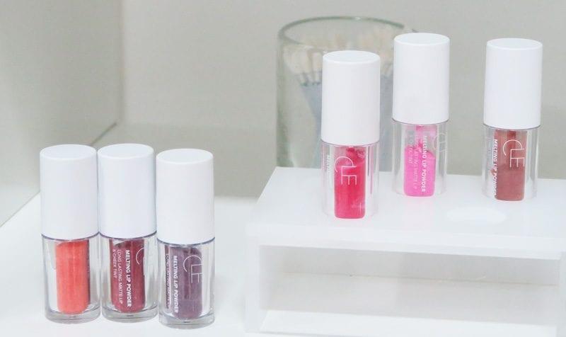 Cle Melting Lip Powders