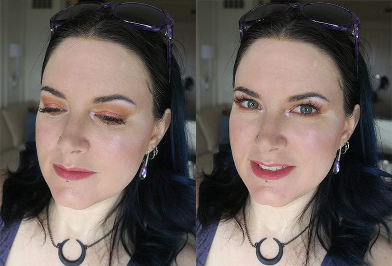 Cosmoprof Day 1 Makeup
