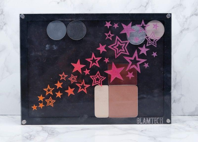 GlamTech 35 Pan Star Palette