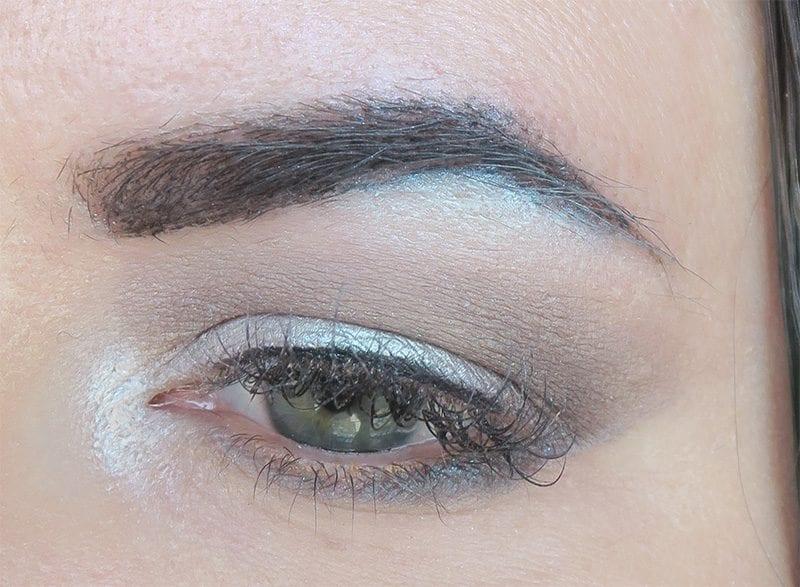 Makeup Geek Grey Eyeshadow