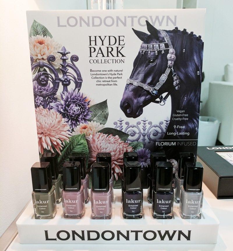 Londontown Nail Polish at Cosmoprof