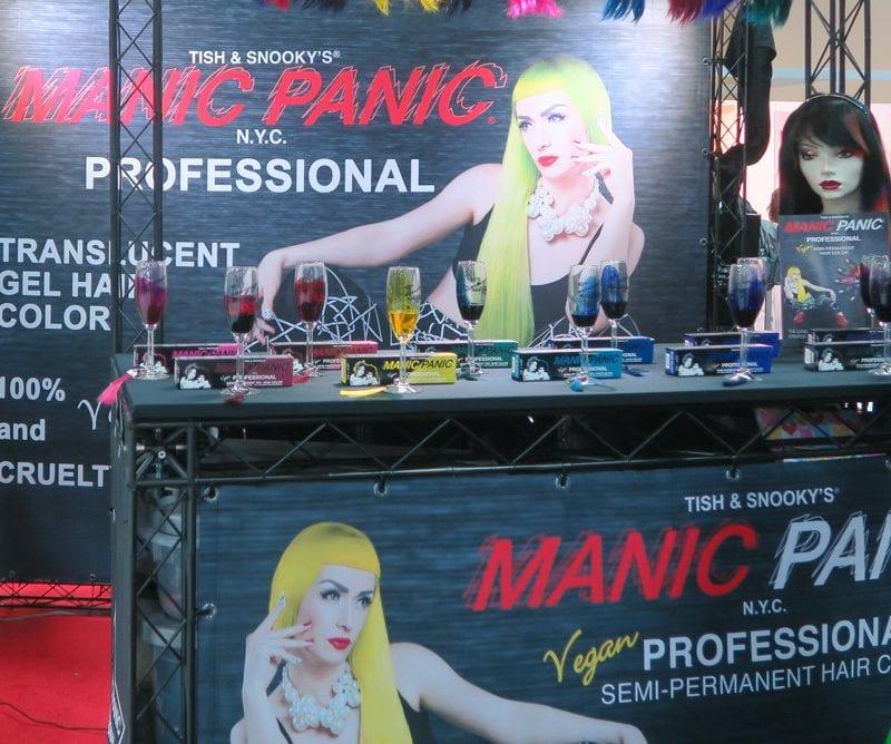 Manic Panic Professional Vegan Hair Care