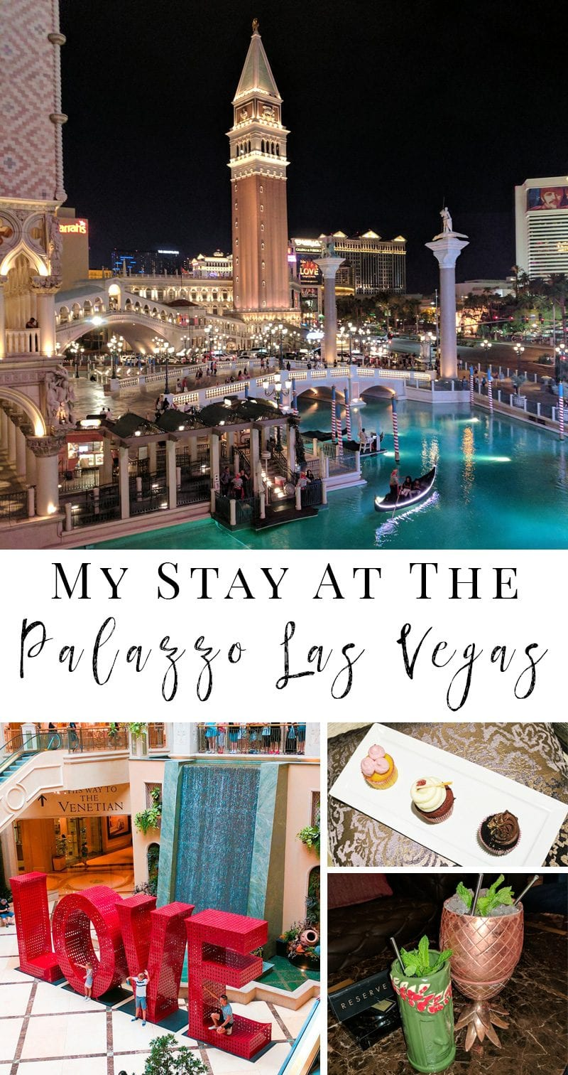 My Stay at the Palazzo Las Vegas. If you're looking for the safest, most comfortable hotel with stuff to keep you entertained day and night, this is where you need to be!