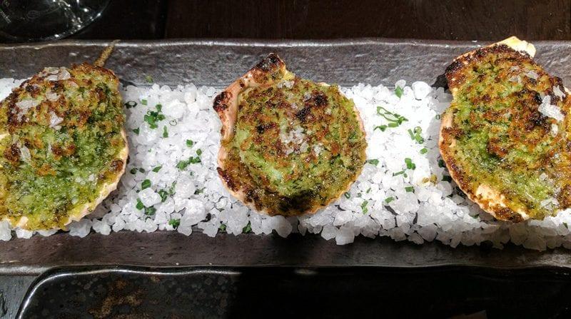 SushiSamba Scallops