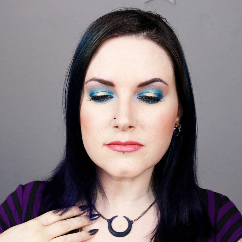 Urban Decay Afterdark Palette Tutorial Look