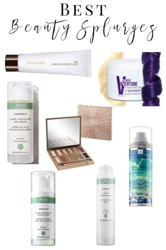 Best Beauty Splurges