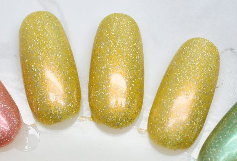 KBShimmer Squeeze the Day swatch