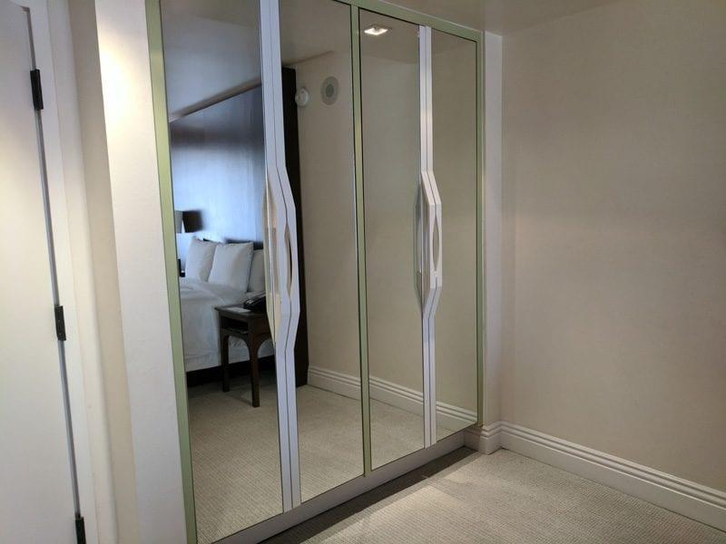 King Suite Closet