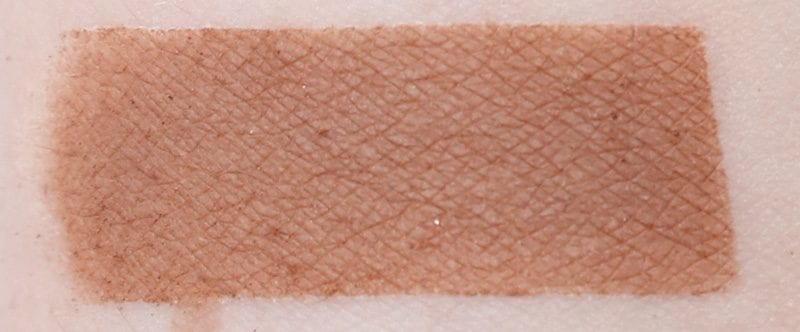 Makeup Geek Creased swatch