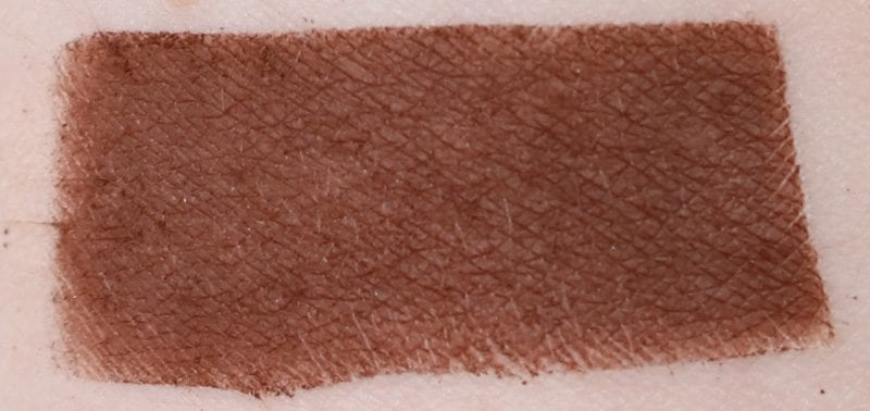 Makeup Geek Dark Roast Swatch