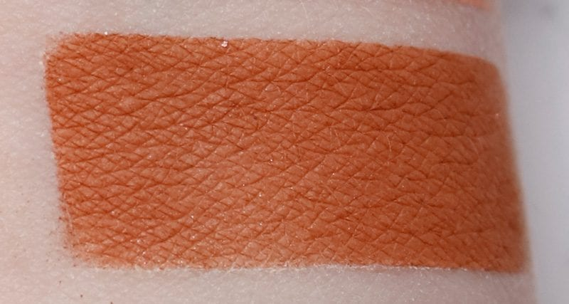 Makeup Geek Tan Lines swatch
