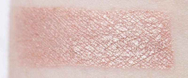 Stila Bohemian swatch on pale skin