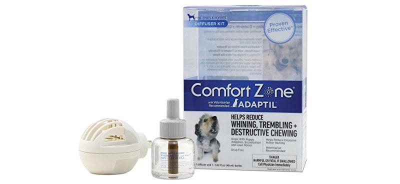 Comfort Zone Dog Calming Diffuser