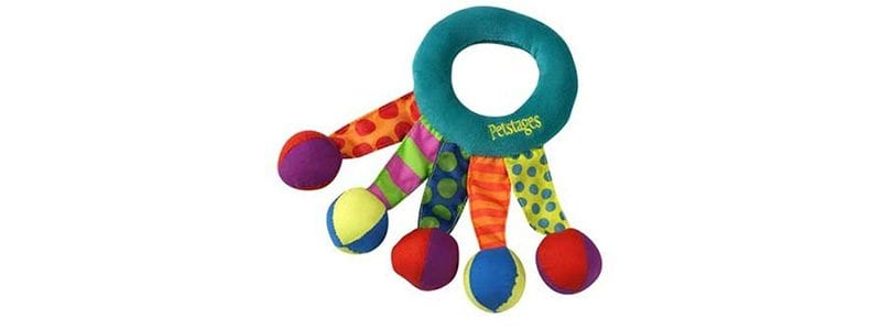 Petstages Toss and Shake Ring