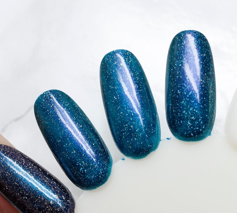 KBShimmer Age of Aquarium swatch