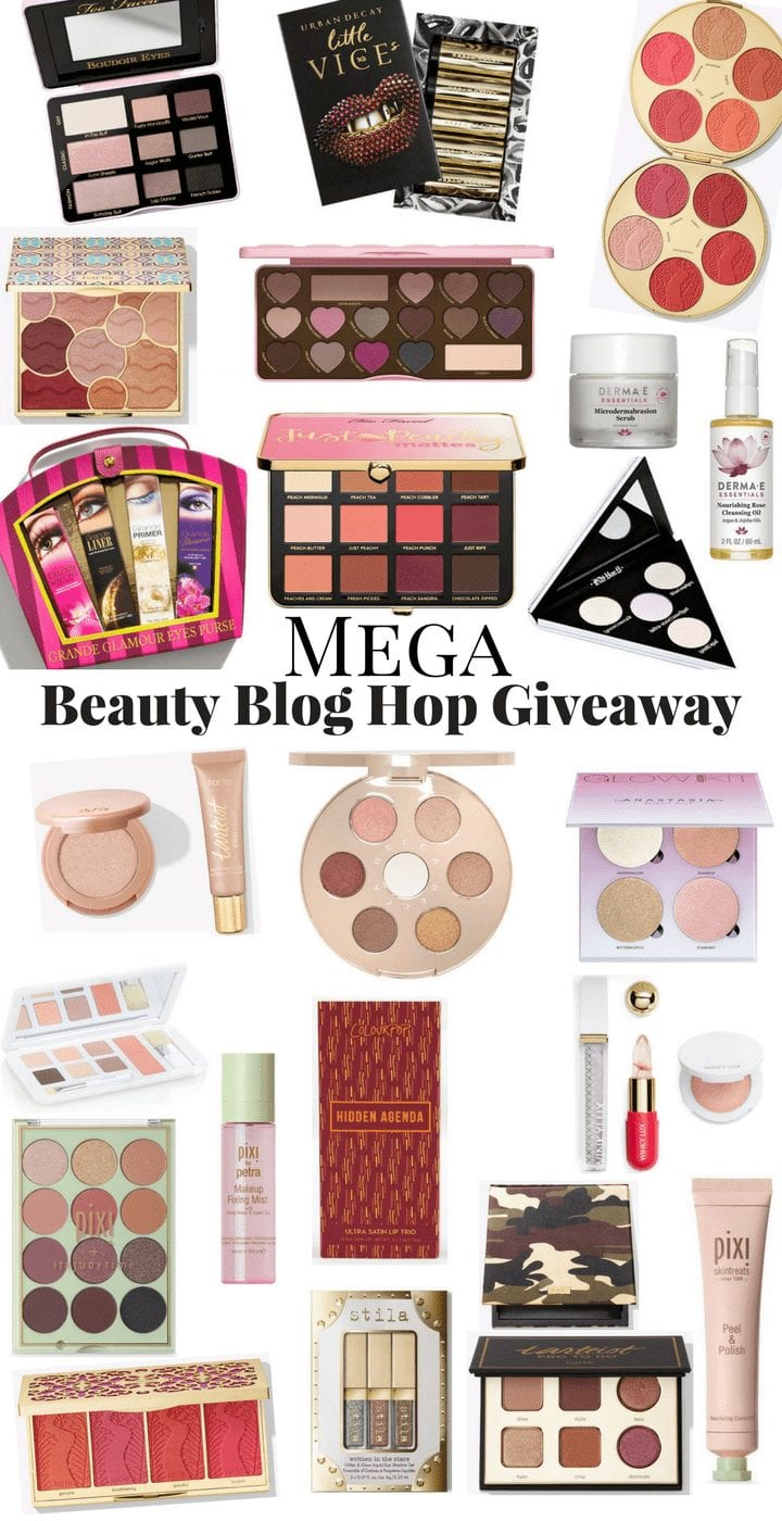 October Beauty Giveaway