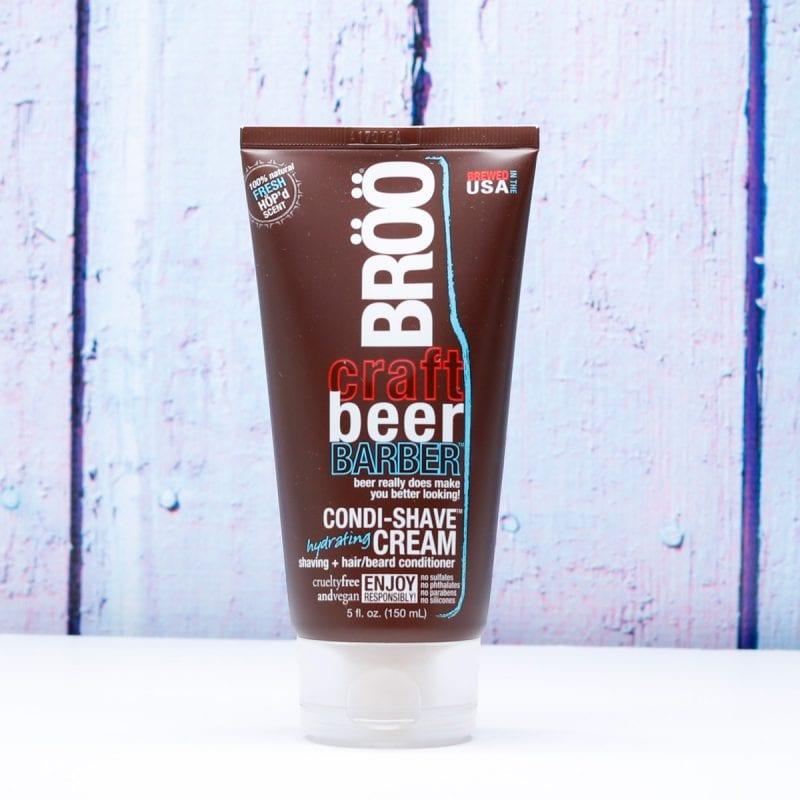 BRÖÖ Multi-Tasking Condi-Shave Cream