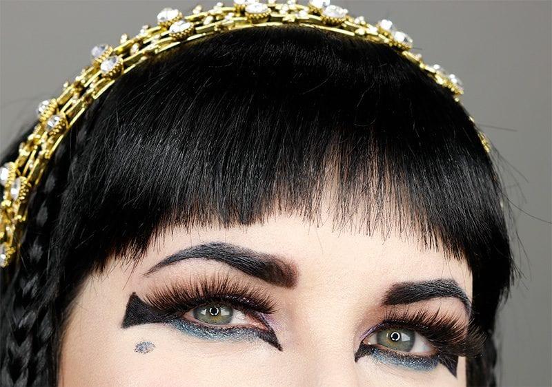 Monster High Cleo De Nile Makeup Tutorial