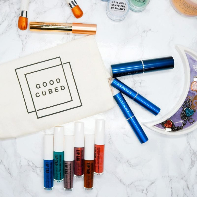 Cruelty Free Makeup at Good Cubed