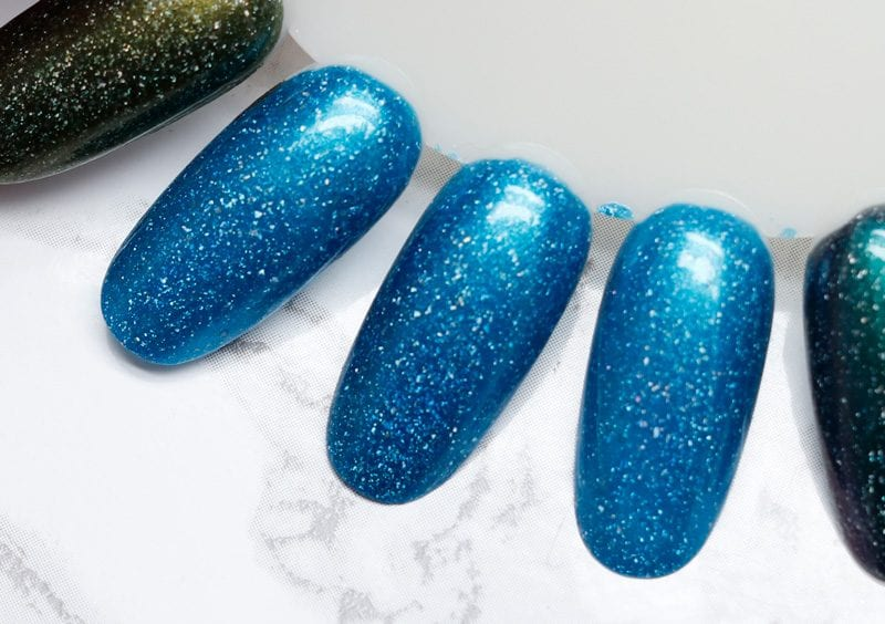 KBShimmer Better Lake Than Never swatch