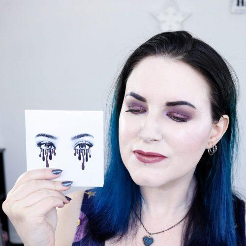 GRWM Kylie Purple Palette Tutorial