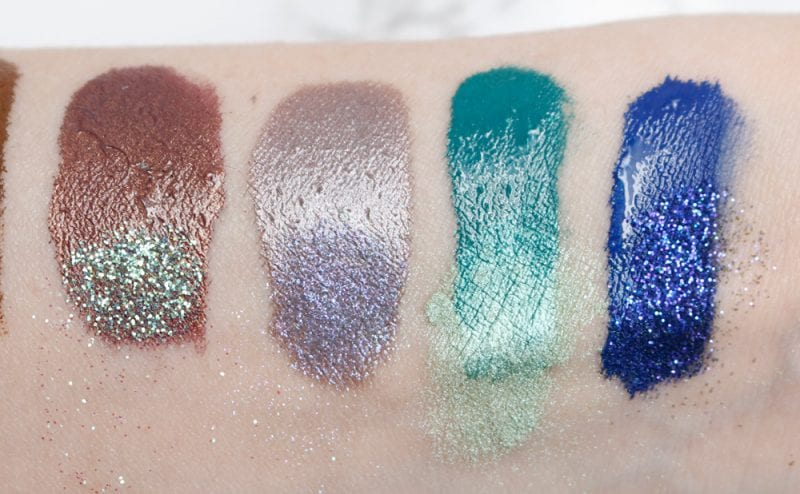 Obsessive Compulsive Cosmetics Fall 2017 Season of the Witch Swatches