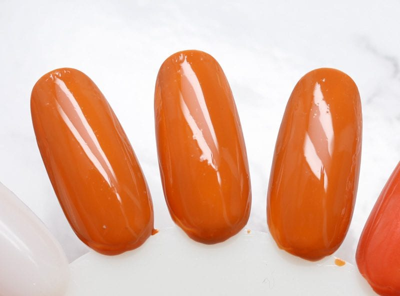 KBShimmer Oh My Gourd swatch