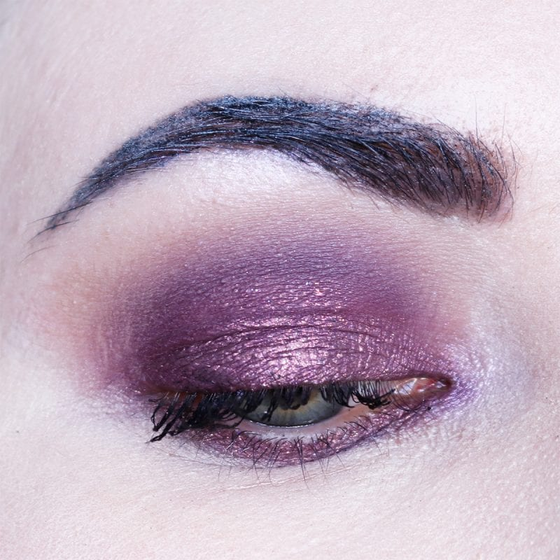 GRWM Kylie Purple Palette Tutorial