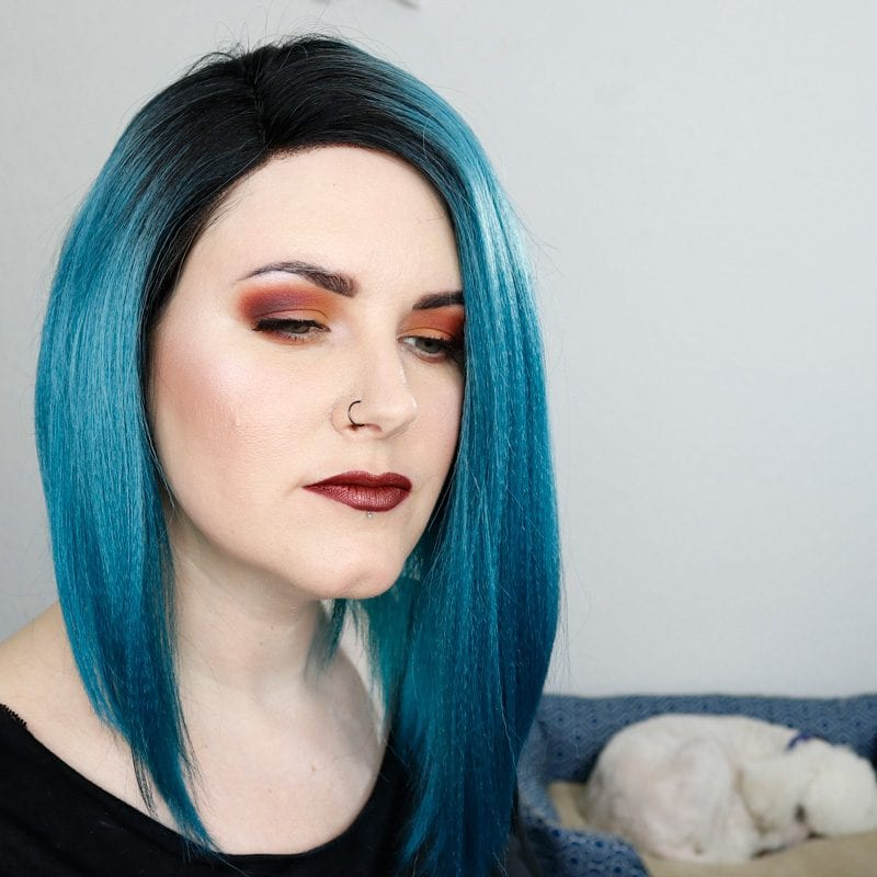 Goth Capsule Makeup Collection