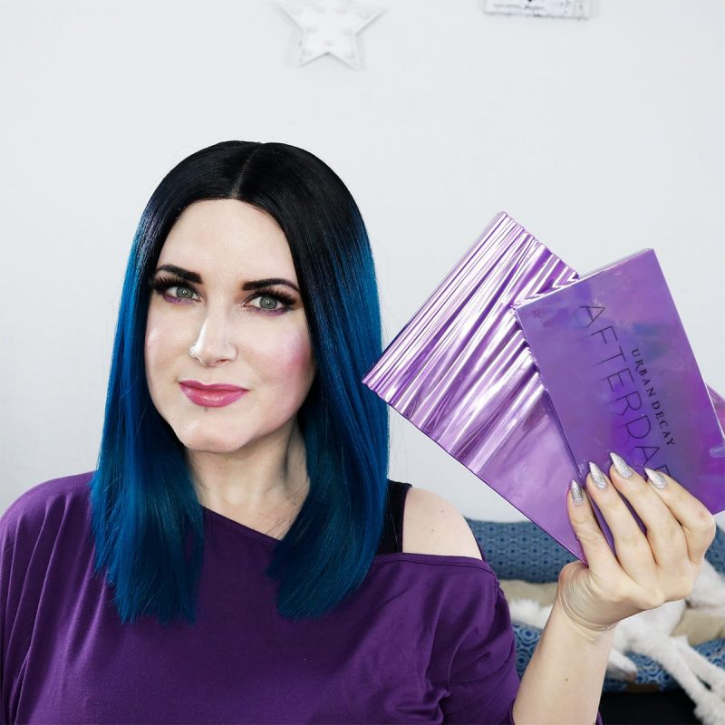 Urban Decay Heavy Metals Palette Review and Afterdark Comparison