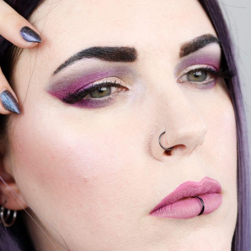Cruelty Free Smokey Makeup Tutorial