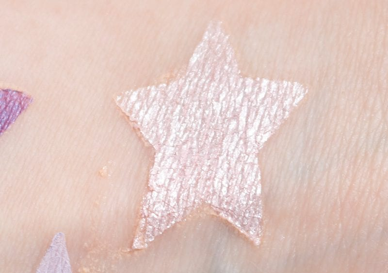 Kylie Purple Palette Periwinkle swatch