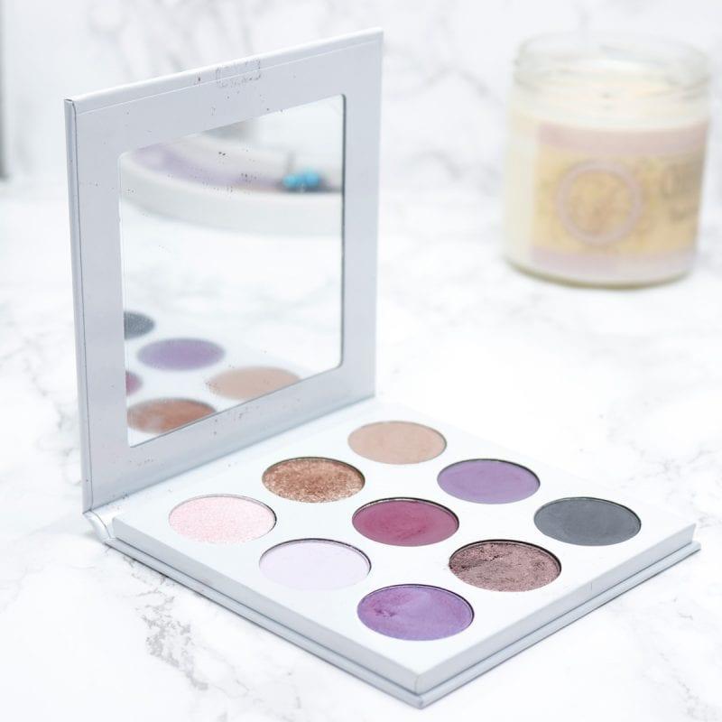 Cruelty Free Purple Palette